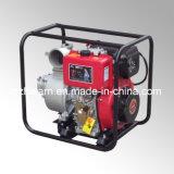 Color rojo determinado diesel de la bomba de agua de 4 pulgadas (DP40E)