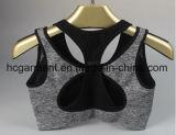 女性または女性の連続した衣類、ヨガの摩耗のためのすぐに乾燥した適性及びヨガの摩耗