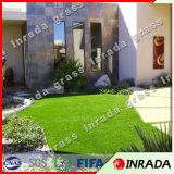 Трава миниого футбольного поля травы футбола искусственная
