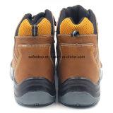 عال قطعة [نوبولك] جلد [وتربورّف] أمان حذاء [سّ-052]