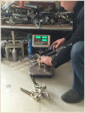 Type coupleur du Brésil d'émerillon de capacité de charge de coupleur de double d'échafaudage
