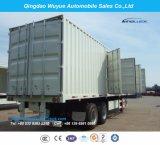 12.5 Rimorchio del contenitore di asse del tester 3 o Van Semitrailer