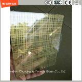vetro della costruzione di sicurezza di 3-19mm, vetro di collegare, vetro di laminazione, occhiali di protezione temperati reticolo per la parete & dell'hotel/pavimento/divisorio domestici con SGCC/Ce&CCC&ISO