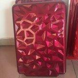 Алюминиевый чемодан ABS вагонетки