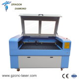 Non tagliatrice del laser del CO2 della tagliatrice del panno di cotone del metallo da vendere