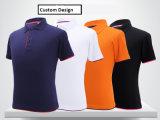 Het Overhemd van het Polo Mensen van de van uitstekende kwaliteit van de Douane (OEM)
