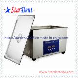 22L de tand Ultrasone Reinigingsmachine van het Tafelblad van het Roestvrij staal Digitale