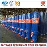 Цилиндр тележки сброса телескопичный гидровлический с ISO9001&Ts16949 от фабрики