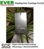 Elektrostatischer Spray-Chrom-Effekt-metallisches Puder-Beschichtung-Chrom