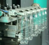 Máquina automática del molde del soplo de la botella del animal doméstico 4000b / H