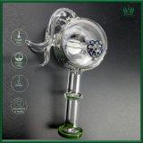 bunte 7inch bereiten Tabak-Rohr Glassbong Glaswasser-Rohr-Miniölplattform-Glas-Rohre auf