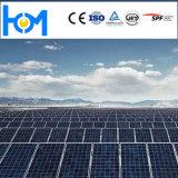 L'AR che ricopre il vetro temperato strutturato del comitato solare del ferro basso per il modulo di PV