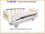 Faible prix d'usine lit électrique de l'hôpital de soins infirmiers lit électrique