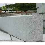 공장 자연적인 회색 타오른 G603 달 진주 화강암 연석