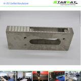 Fabricação de metal inoxidável personalizada da chapa de aço da precisão