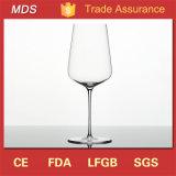 O Short proveio os vidros de vinho os mais finos de Stemware para vermelho e branco