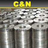 Flange do aço suave, flange do ANSI B16.5, ANSI B16.47, flange de A105/A105n, Nace Mr0175