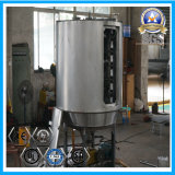 Continuer le dessiccateur de plaque pour la poudre de séchage de carbonate de calcium