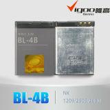 Batería del móvil del Li-ion de la alta capacidad de BL-4B