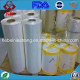 Fabricación de PVC claro Película de plástico