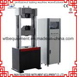 Machine de test universelle hydraulique d'étalage d'ordinateur