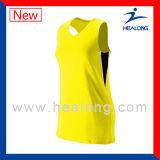 Волейбол Джерси печатание шелковой ширмы Sportswear Healong профессиональный