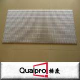 Wit Plastic Traliewerk 1200mm*600mm AR6141 van de Lucht Eggcrate