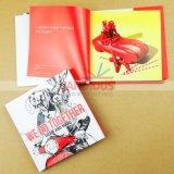 本の印刷のハードカバーの芸術の本の児童図書プリント