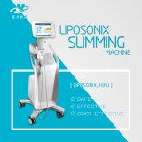 Déplacement de Hifu de traitement Non-Surgical gros amincissant la machine Liposonix
