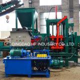 Kalkstein Qt4-20 Beton Block, der Maschine Hcb Ziegelstein-Maschinen-Preis bildet