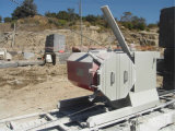 Diamante Wire Saw Machine para Granite