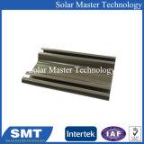 Глубокой переработки алюминиевых профилей строительного материала OEM 6063 T5 Штампованный алюминиевый профиль