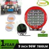 96W 9дюйм 10-30V IP67 КРИ индикатор дальнего света для Jeep SUV