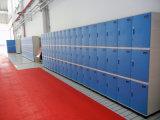 Entreposage en en plastique casier d'ABS pour la pièce de gymnastique