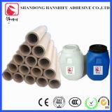 Adhésif liquide blanc de latex pour le carton/carton/tube de papier