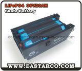 LiFePO4 Battery 36V 20ah para skate board