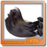 マレーシアの加工されていない直毛の拡張