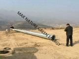 Turbina di vento di 5 chilowatt con materiale antiruggine