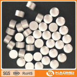 Redondo de aluminio del lingote de aluminio O 1070