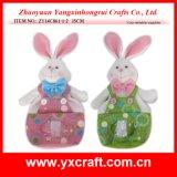 부활절 훈장 (ZY14C861-1-2) 귀여운 토끼 선물 부대 토끼 부대