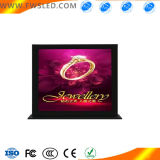 Hohe Definition-farbenreiches scharfes Video LED, das Maschineled Signage-einzelne Zeile bekanntmacht