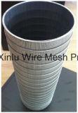 Profil inversé sur le fil de l'écran de filtre en coin de Xinlu Wire Mesh