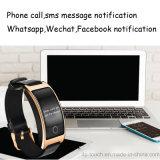 2017 het Nieuwste Lange Horloge van de Armband Bluetooth van de ReserveTijd Slimme K11s