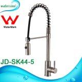 Jd-Sk44-5 Muelle de acero inoxidable cocina grifo de fregadero mezclador