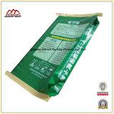 パテの粉のためのPPによって編まれる弁袋かクラフトのペーパープラスチック袋かセメントまたはAnfo