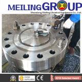 Instalación de tuberías de acero al carbono Brida