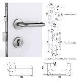 Lockset de duas peças de aço inoxidável de alta qualidade para passagem