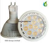 G12 G8.5 17W LED Punkt-Lampe, zum des Halogen-170W durch Unterseite G12 oder G8.5 zu ersetzen der Lampe