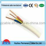 Câble isolé par PVC de bonne qualité de l'en cuivre BVV de fil de Chambre