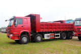 8X4 371HPトラック31トンのHOWO Sinotruckの
